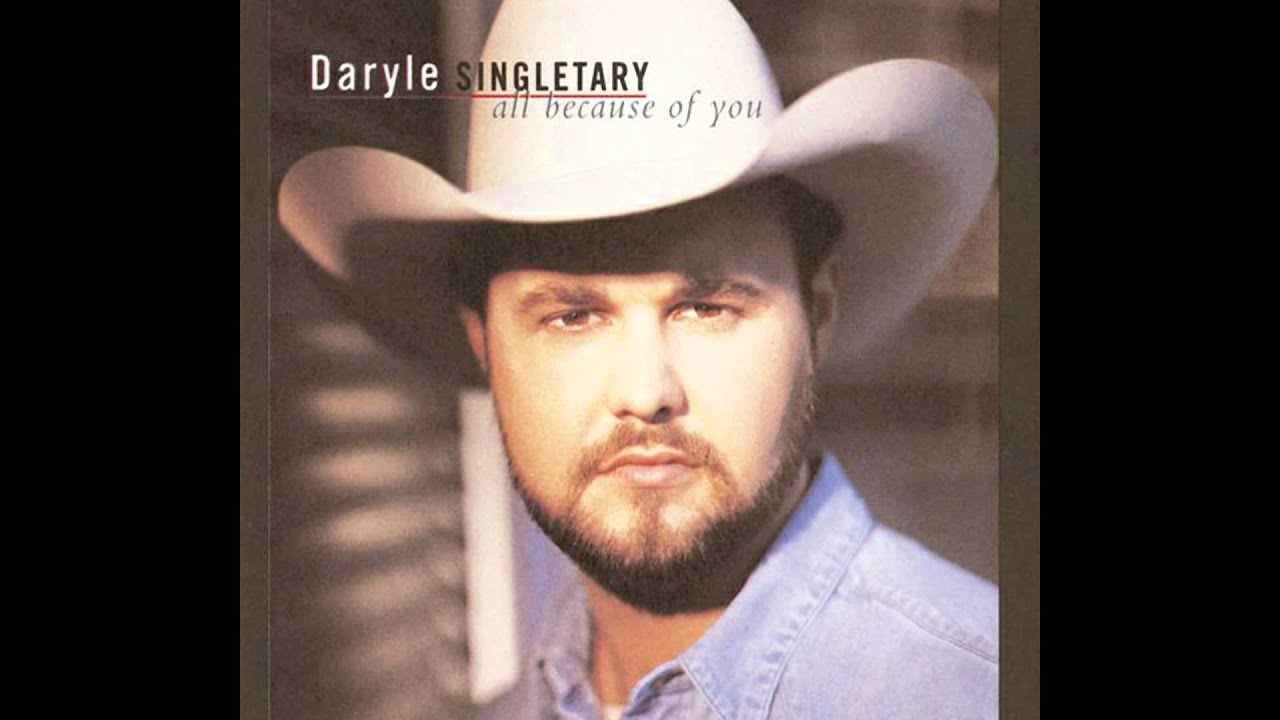 Daryle Singletary   Thats What I Get For Thinkinmp4 1920x1080
