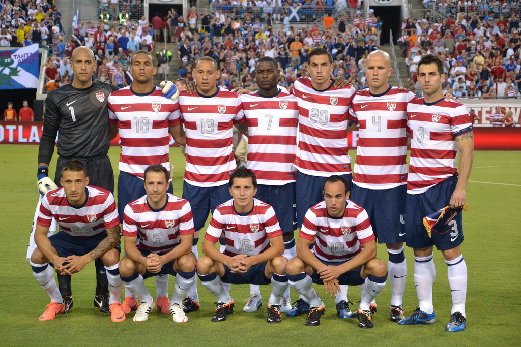 Mens USA Soccer Team Performing Well this Season 1024x683