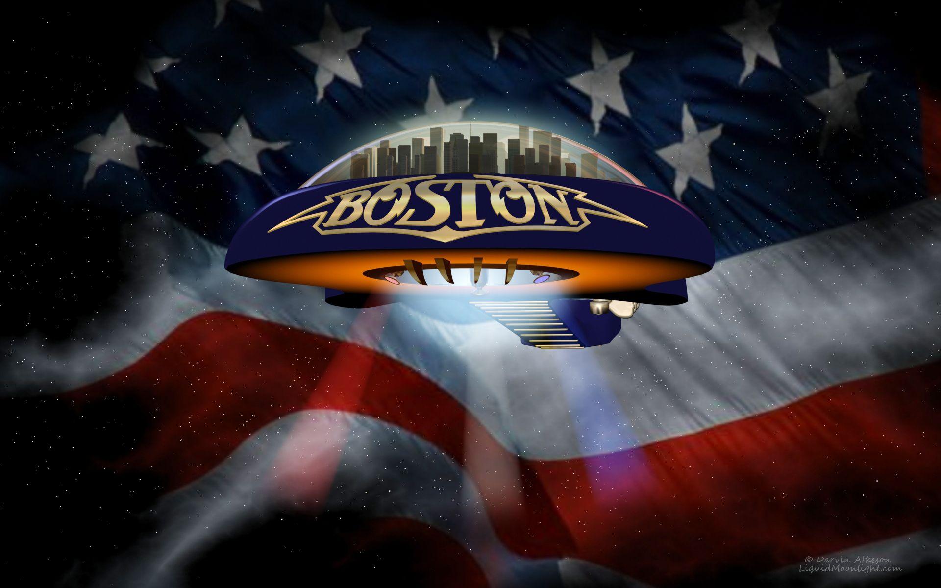 Music Boston An American Rock Roll Band desktop wallpaper nr 1920x1200