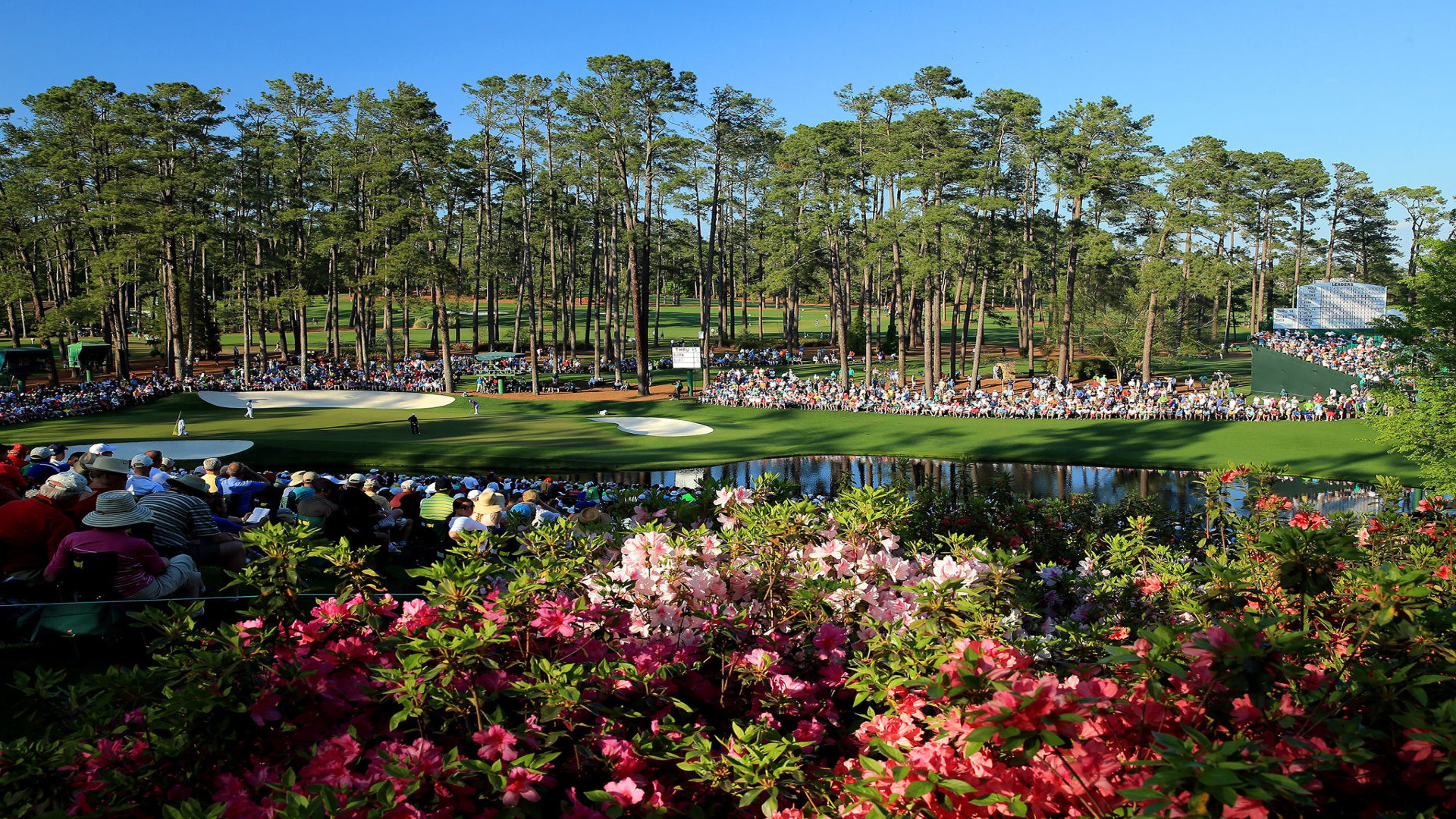 Augusta National Golf Club Wallpaper 63 images 1920x1080