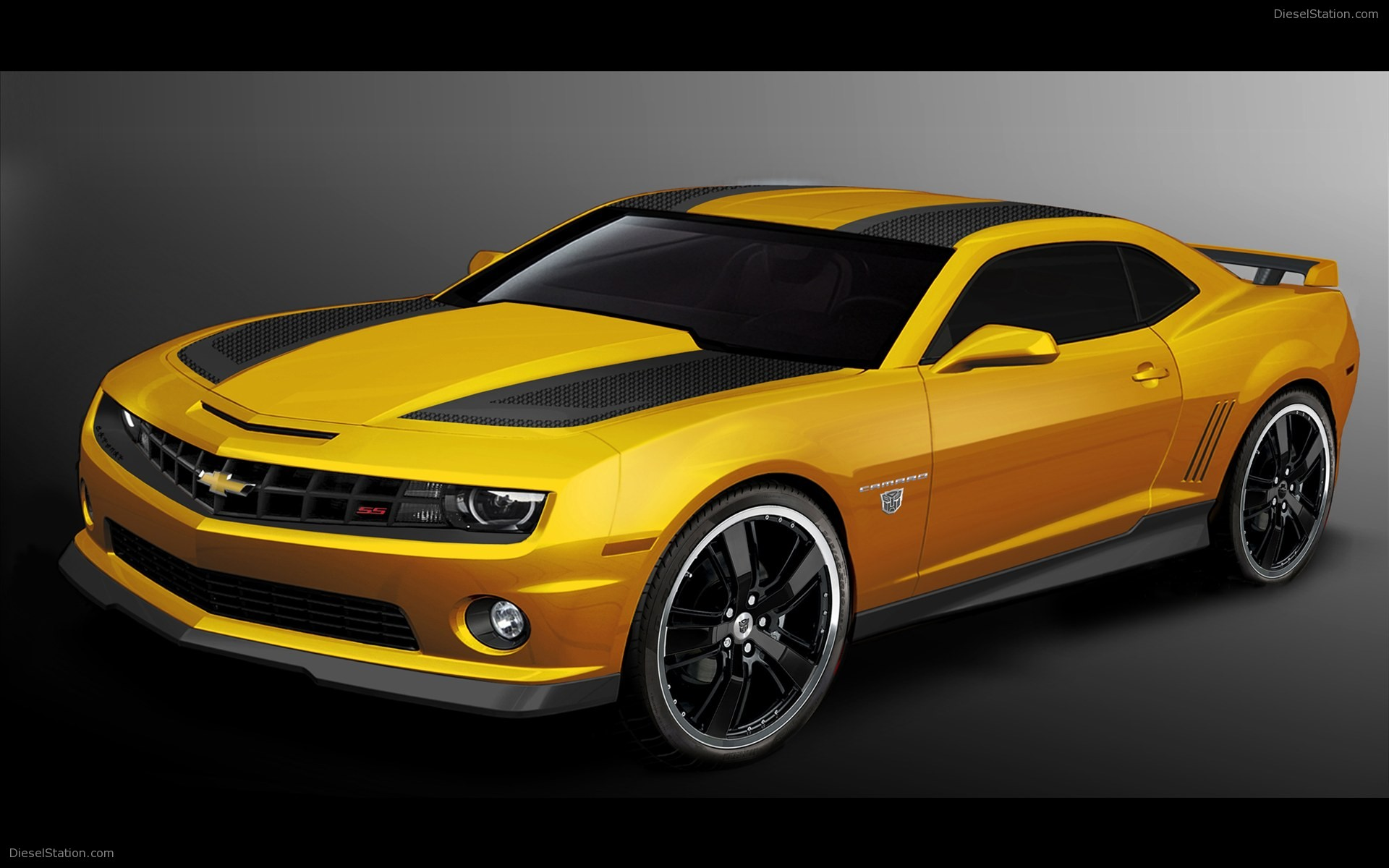 Chevy Camaro Transformers Wallpaper 5286 Hd Wallpapers in Cars 1920x1200