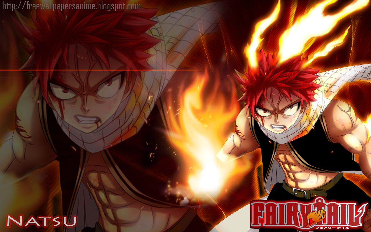 Natsu Fairy Tail Wallpapers Cool 1280x800