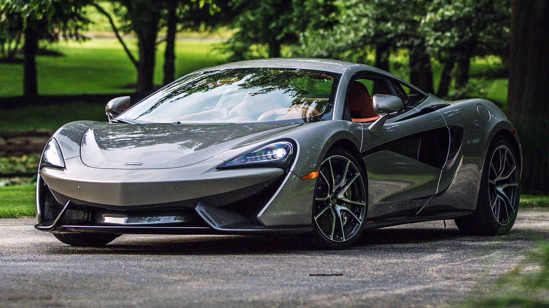 2016 McLaren 570S HD Wallpaper Background Image 1920x1080 ID 1920x1080