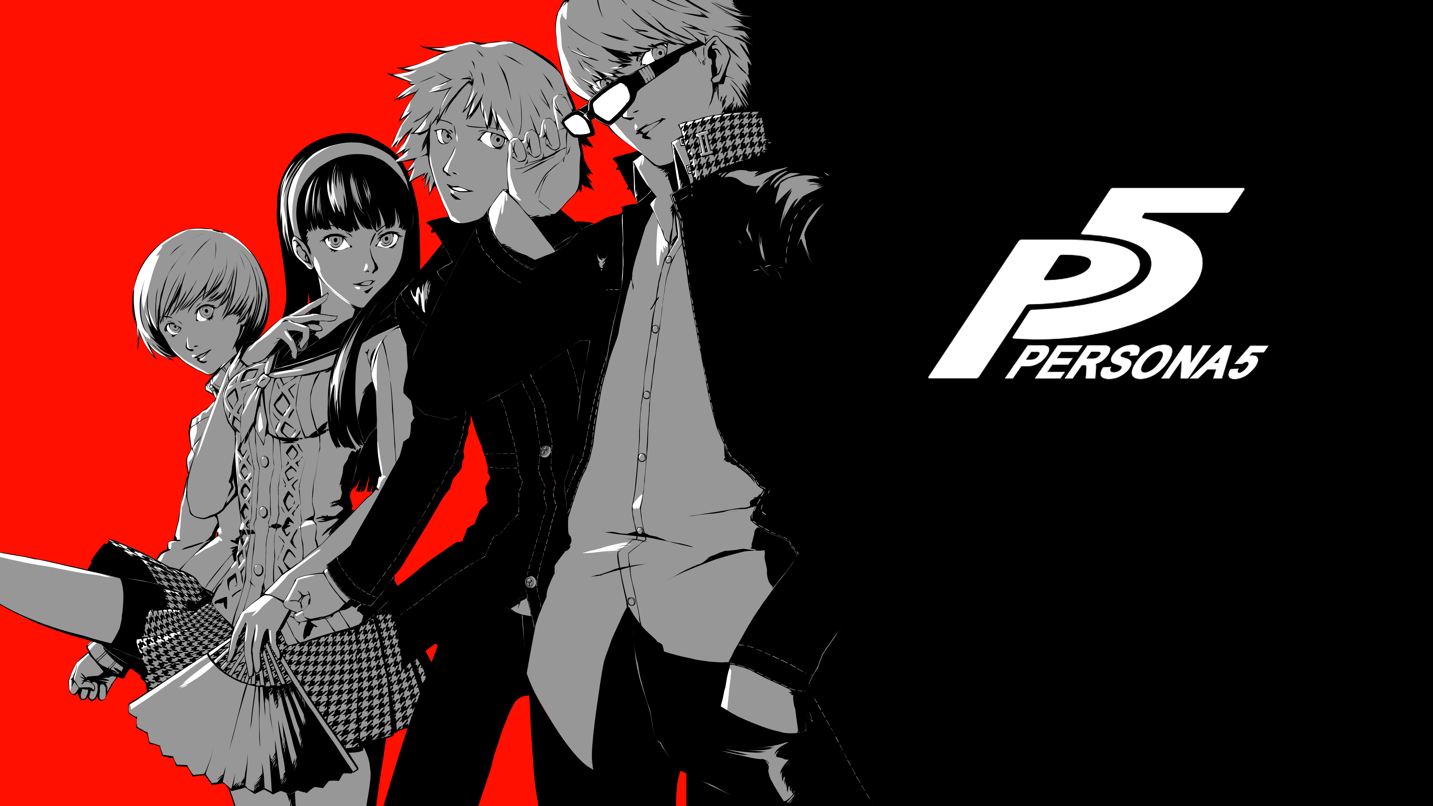 159 Persona 4 HD Wallpapers Background Images 5000x2813
