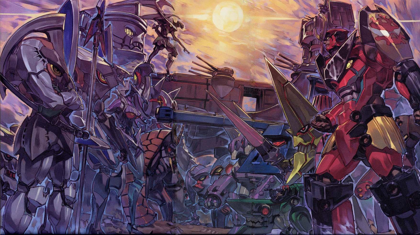 513 Tengen Toppa Gurren Lagann HD Wallpapers Background Images 1755x981