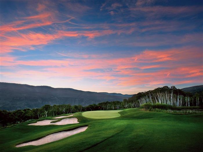 golf courses world beautiful scenery wallpaper 700x525