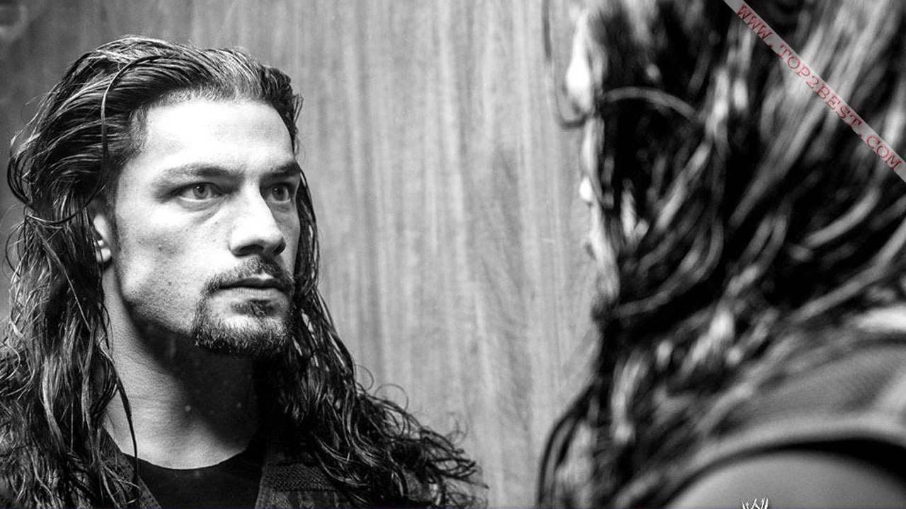 Roman Reigns Wwe Wallpaper Pictures 1280x720