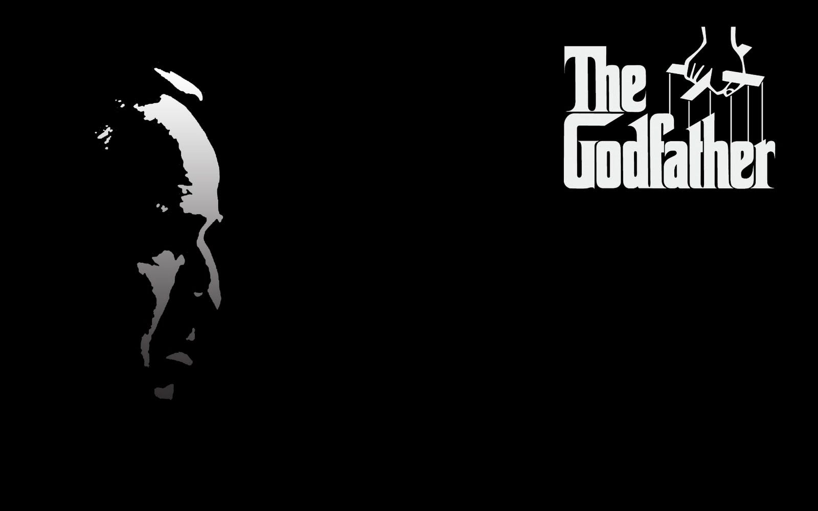 Don Corleone in The Godfather   Barbaras HD Wallpapers 1600x1000