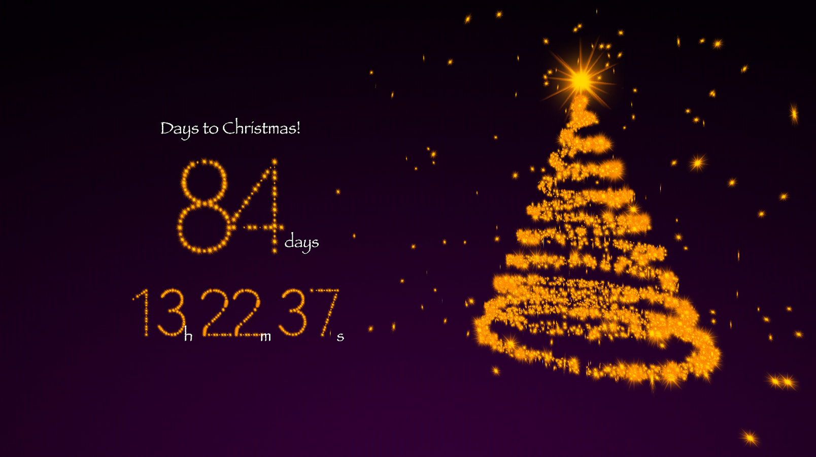 christmas countdown 2013 desktop background high definition wallpapers 1608x900