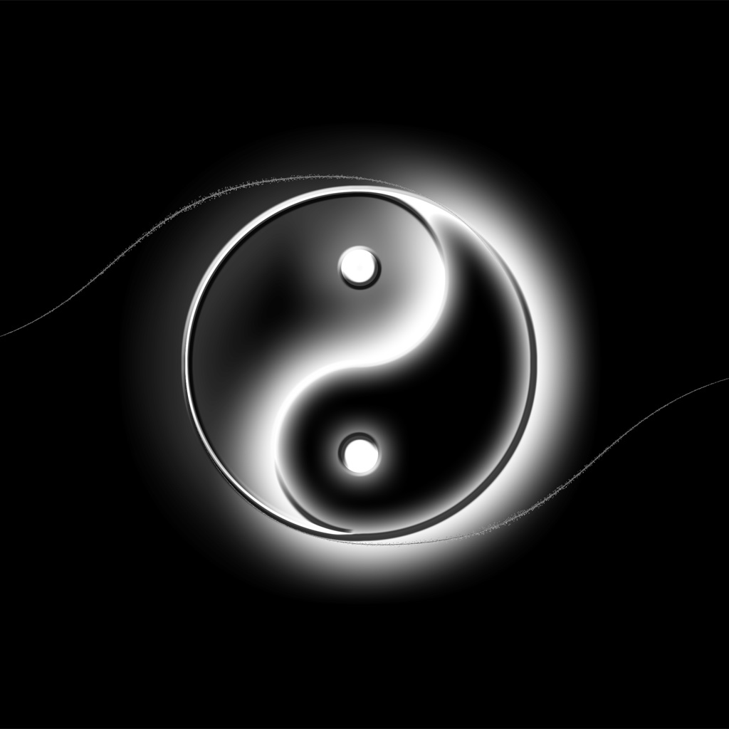 Yin yang backgrounds wallpapersafari - Yin and yang wallpaper ...
