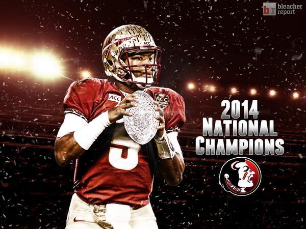 State Seminoles Come From Behind To Win BCS National Championship 600x450
