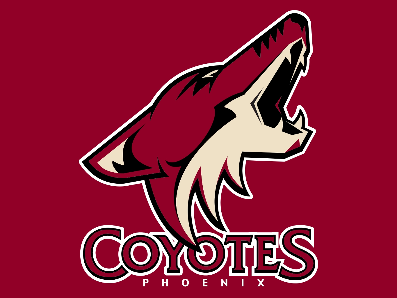 league NHL HD Wallpapers HD wallpapers Phoenix coyotes Logo 1365x1024