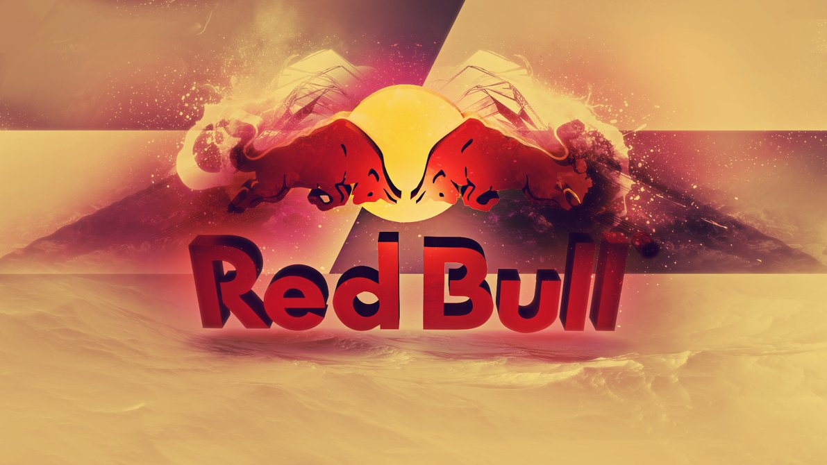 Red Bull Wallpaper by ChoLLo 1191x670