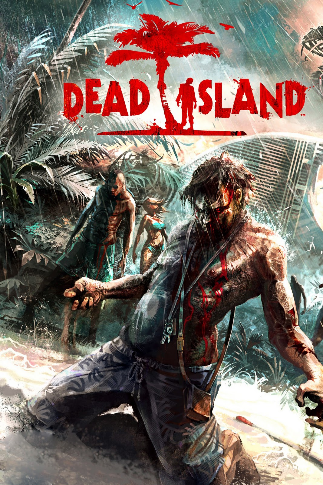 dead island riptide wallpaper hd