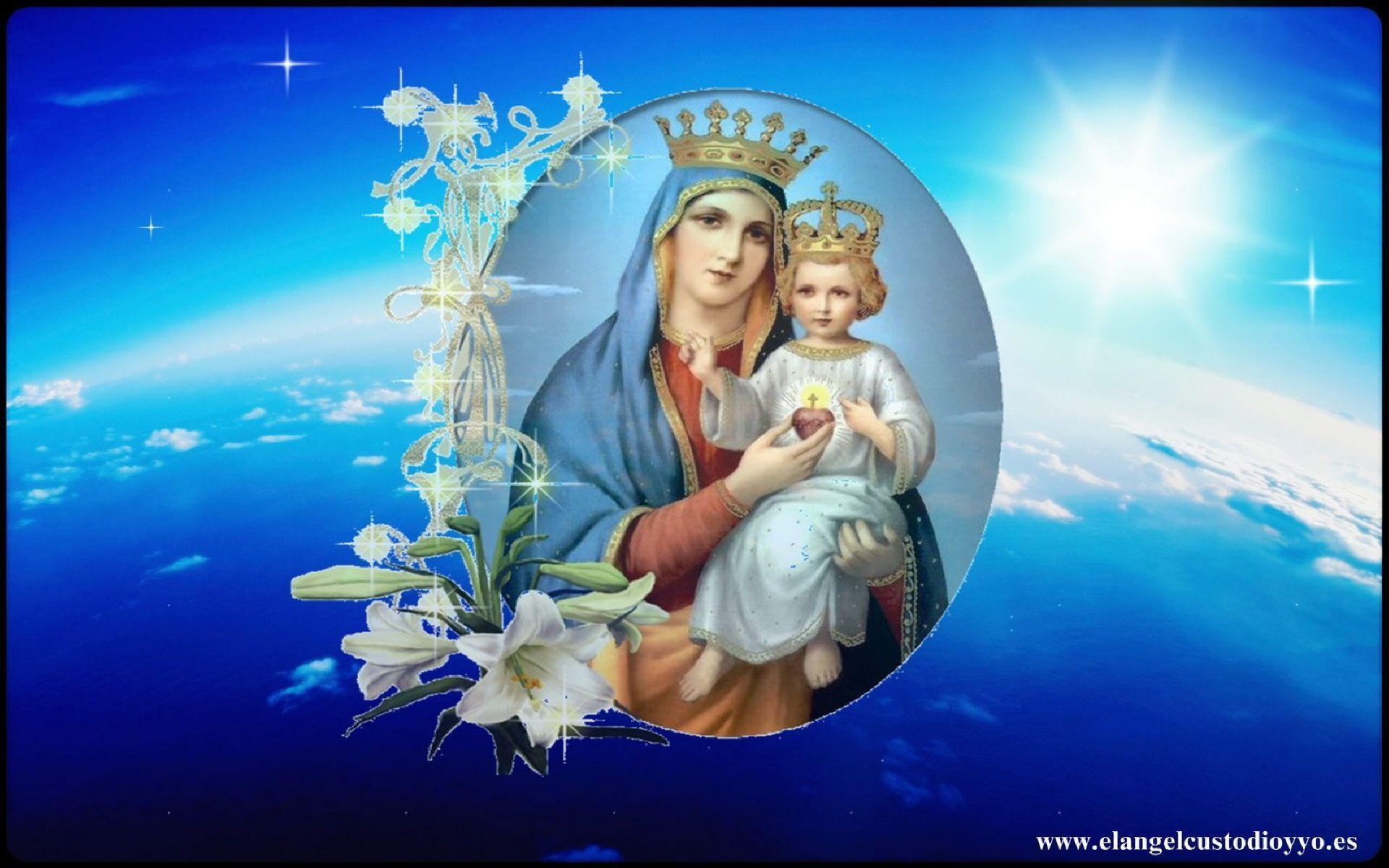 Wallpapers Of Virgin Mary 1920x1200