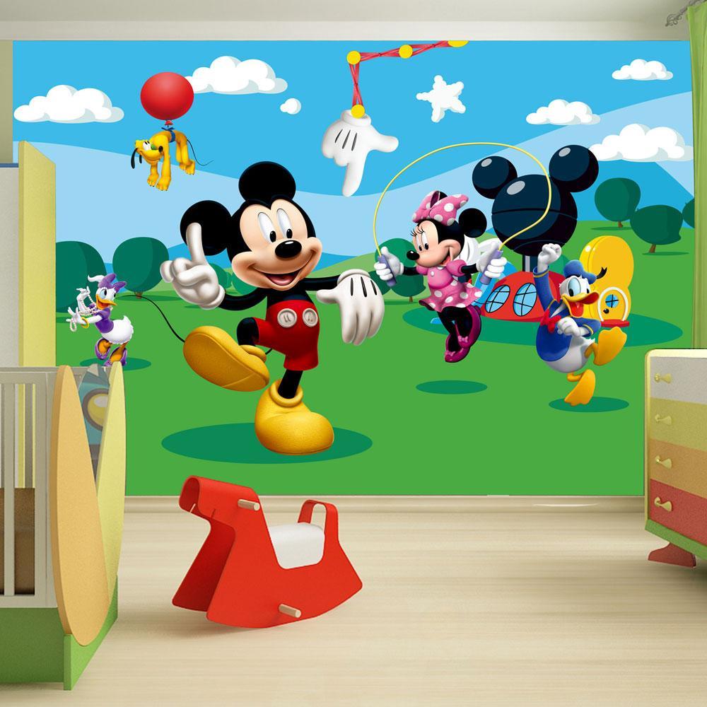 49 ] Kids Mural Wallpaper On WallpaperSafari