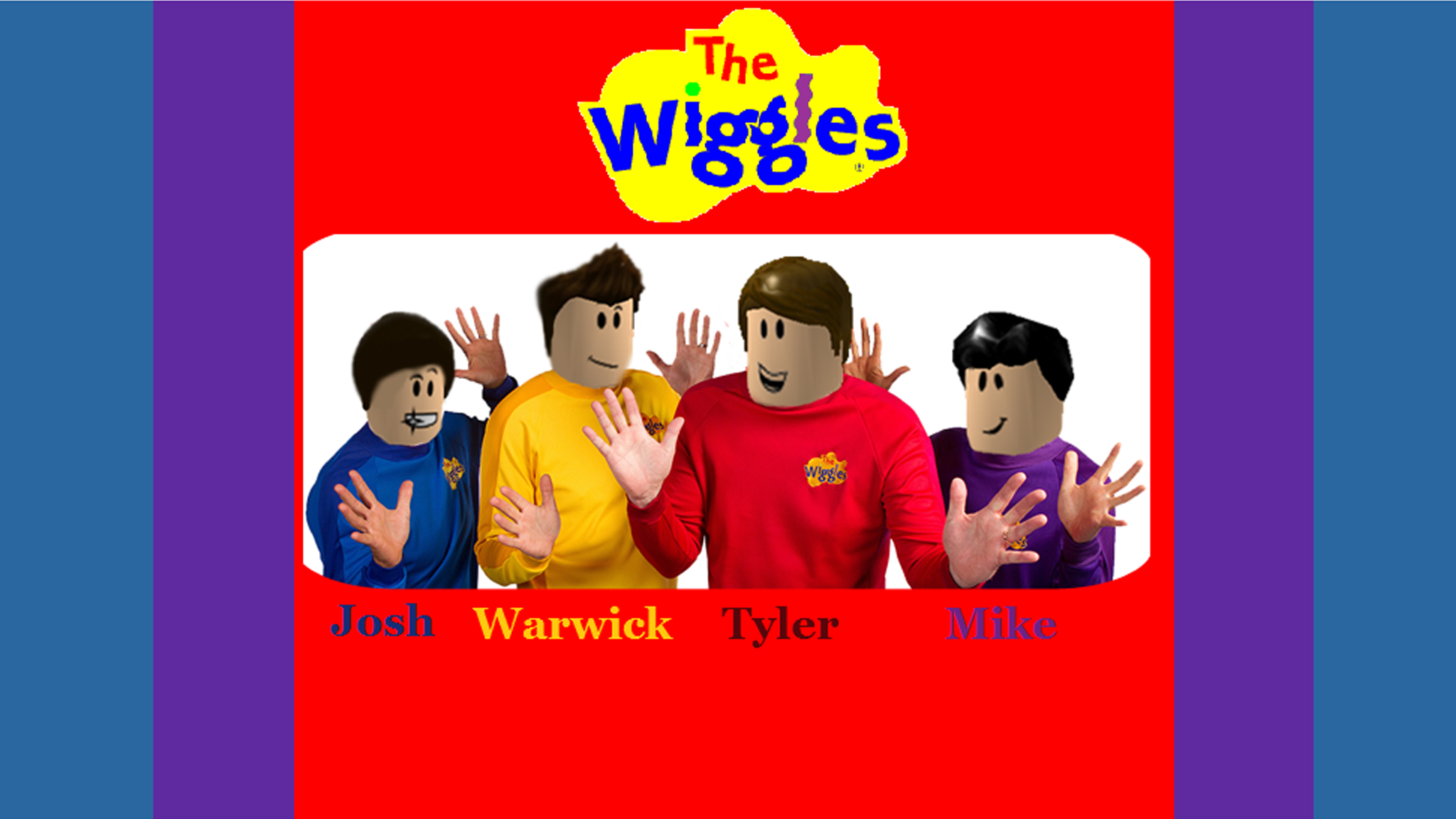 Roblox Wallpaper 2014 The wiggles roblox 2048x1152