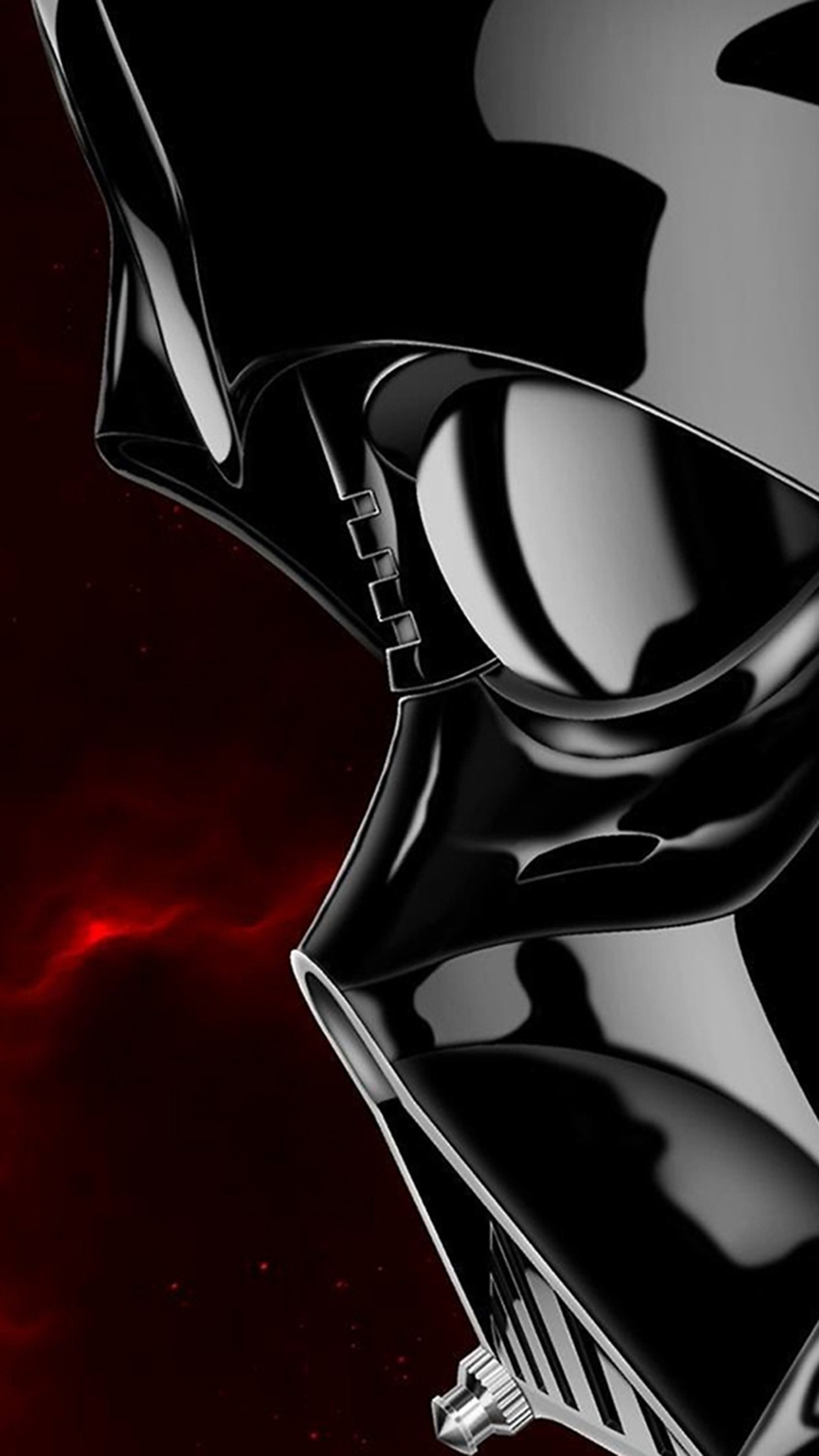 Star Wars Darth Vader Wallpaper for iPhone X 8 7 6 1242x2208