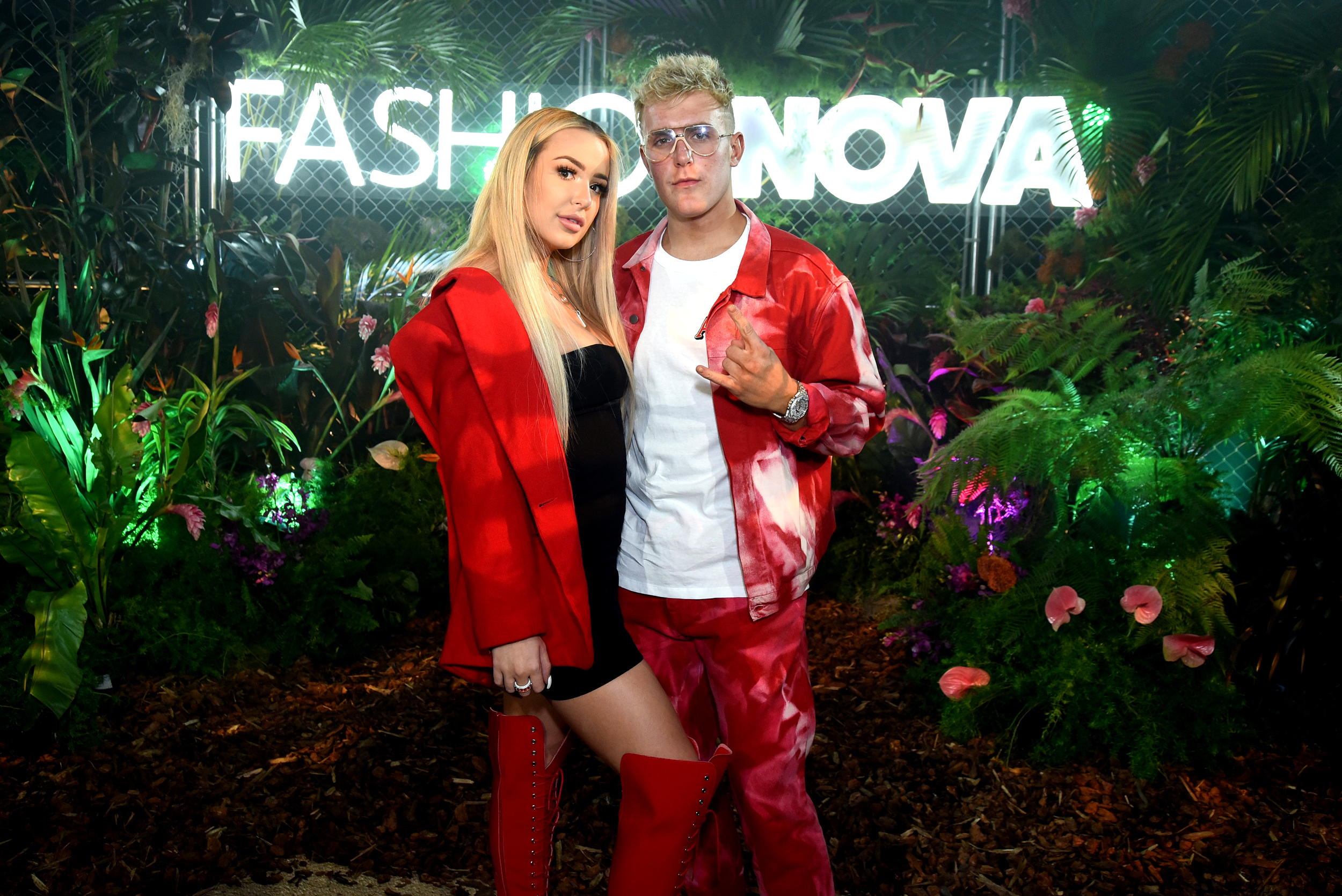 YouTube stars Jake Paul and Tana Mongeau say theyre engaged 2500x1669