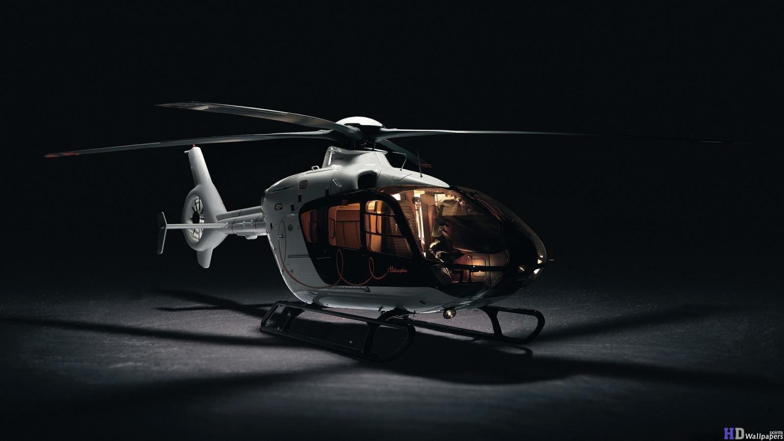 Helicopter 3D Wallpapers HD Wallpaper 1600x900