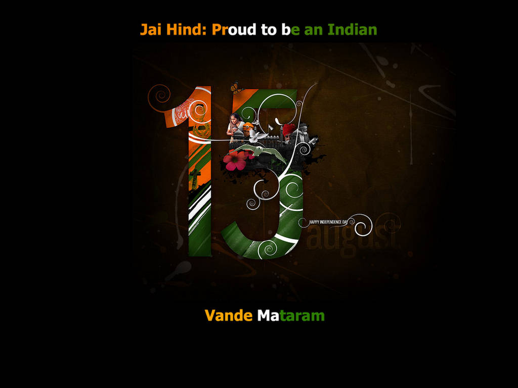 Download Happy Indians Independence Day Wallpapers   Quotes 1024x768
