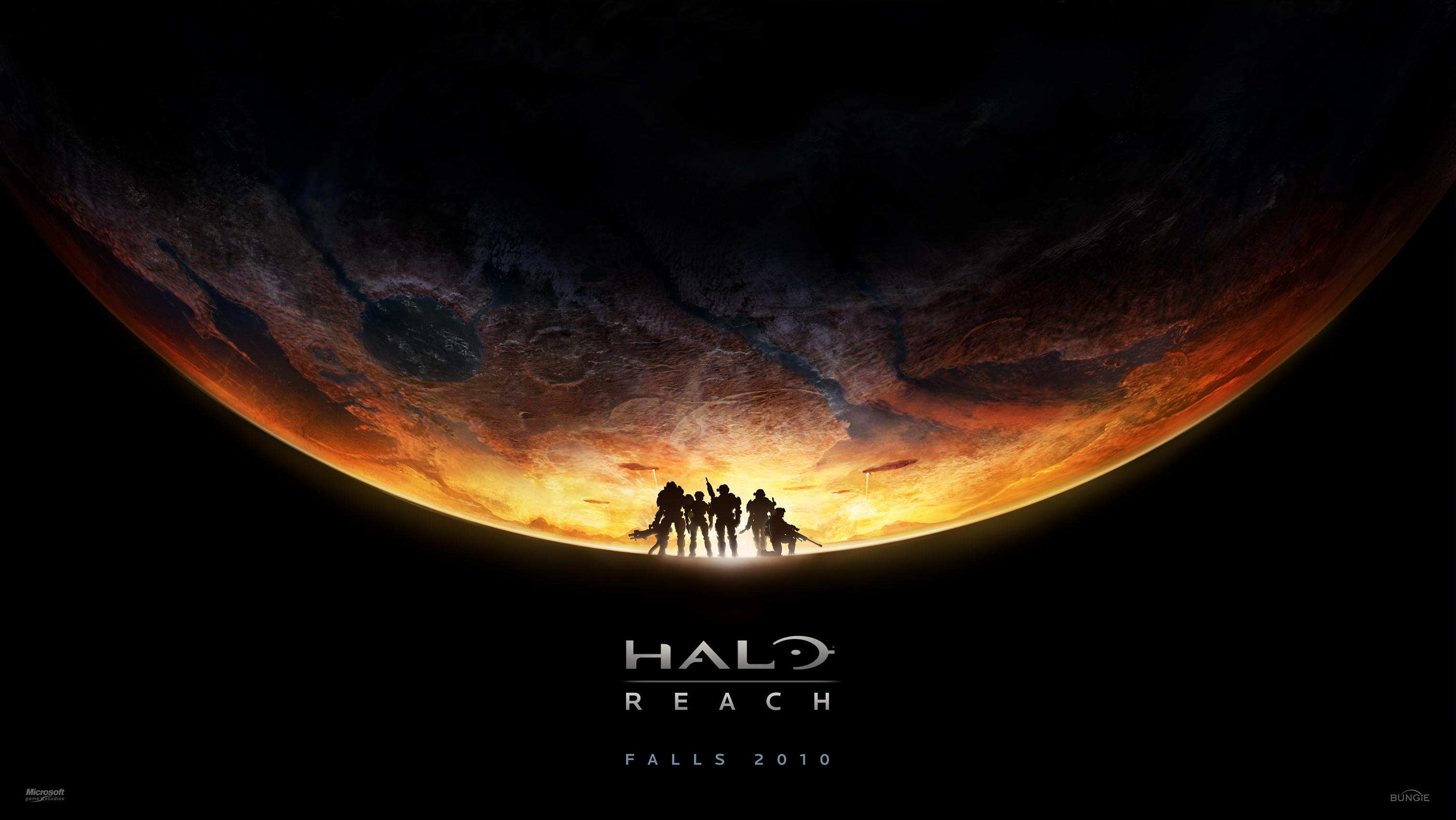 Halo Reach desktop wallpaper 3017x1700