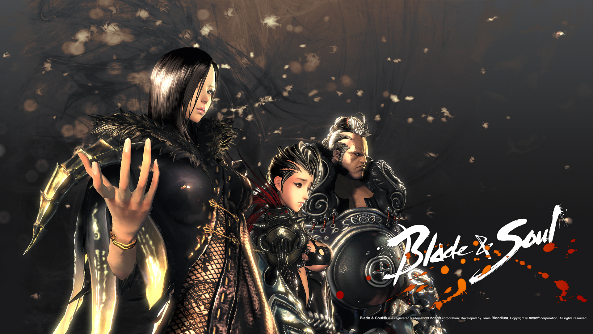Blade And Soul Wallpaper HD 13257 Wallpaper Game Wallpapers HD 1920x1080