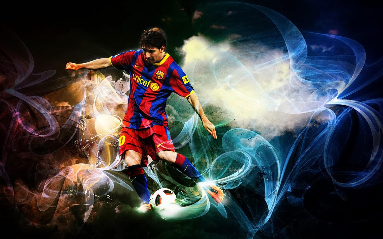 Lionel Messi 1440x900