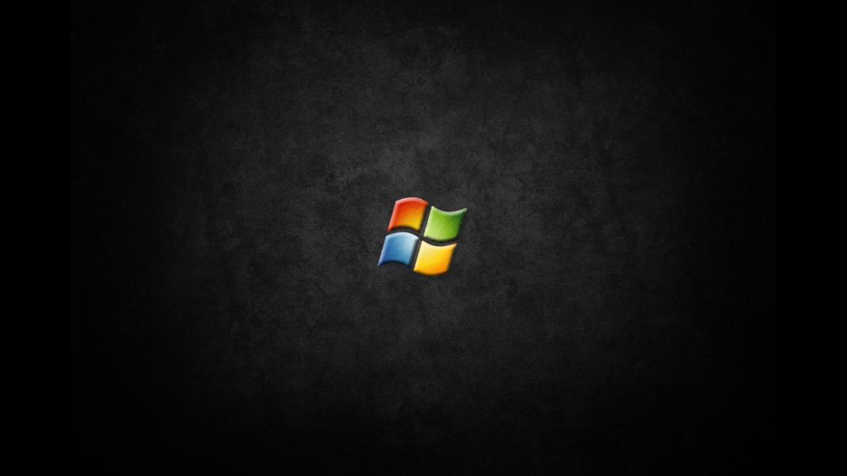 Download windows seven black 1024x768 wallpaper 1771 - Black Windows 7 Wallpaper By Jaidynm On Deviantart