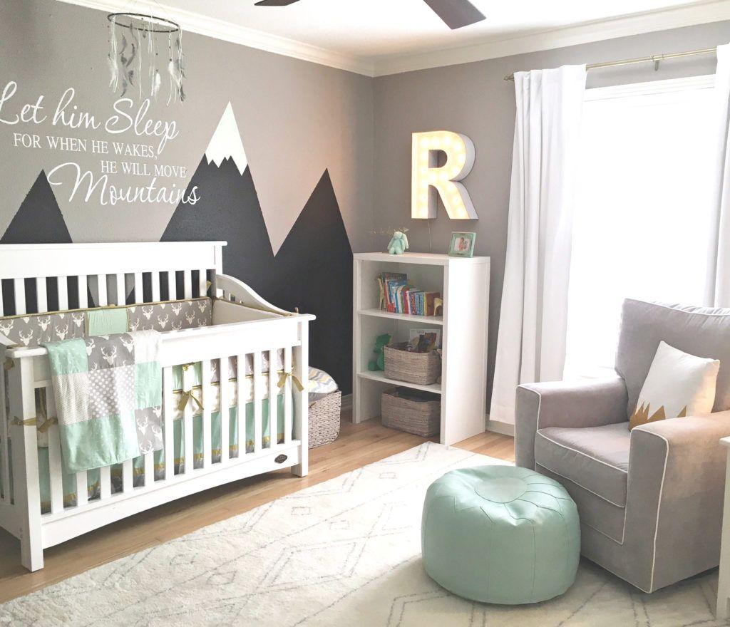 Reyns Rocky Mountain Retreat Nursery Nursery room boy Baby 1024x880