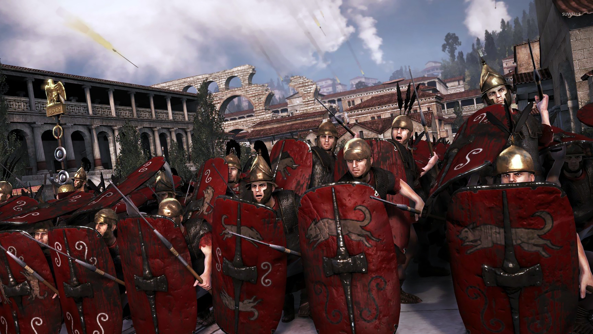 Total War Rome II wallpaper   Game wallpapers   21878 1680x1050