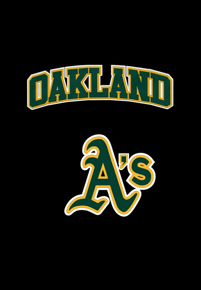 Droid Wallpaper As Oakland athletics Sports team logos Sports 650x936