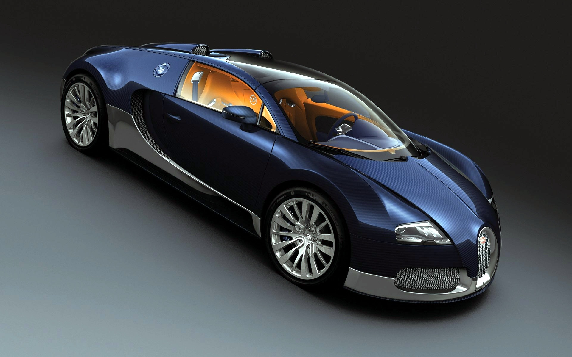 Bugatti Veyron Grand Sport 2011 Wallpaper HD Car Wallpapers 1920x1200