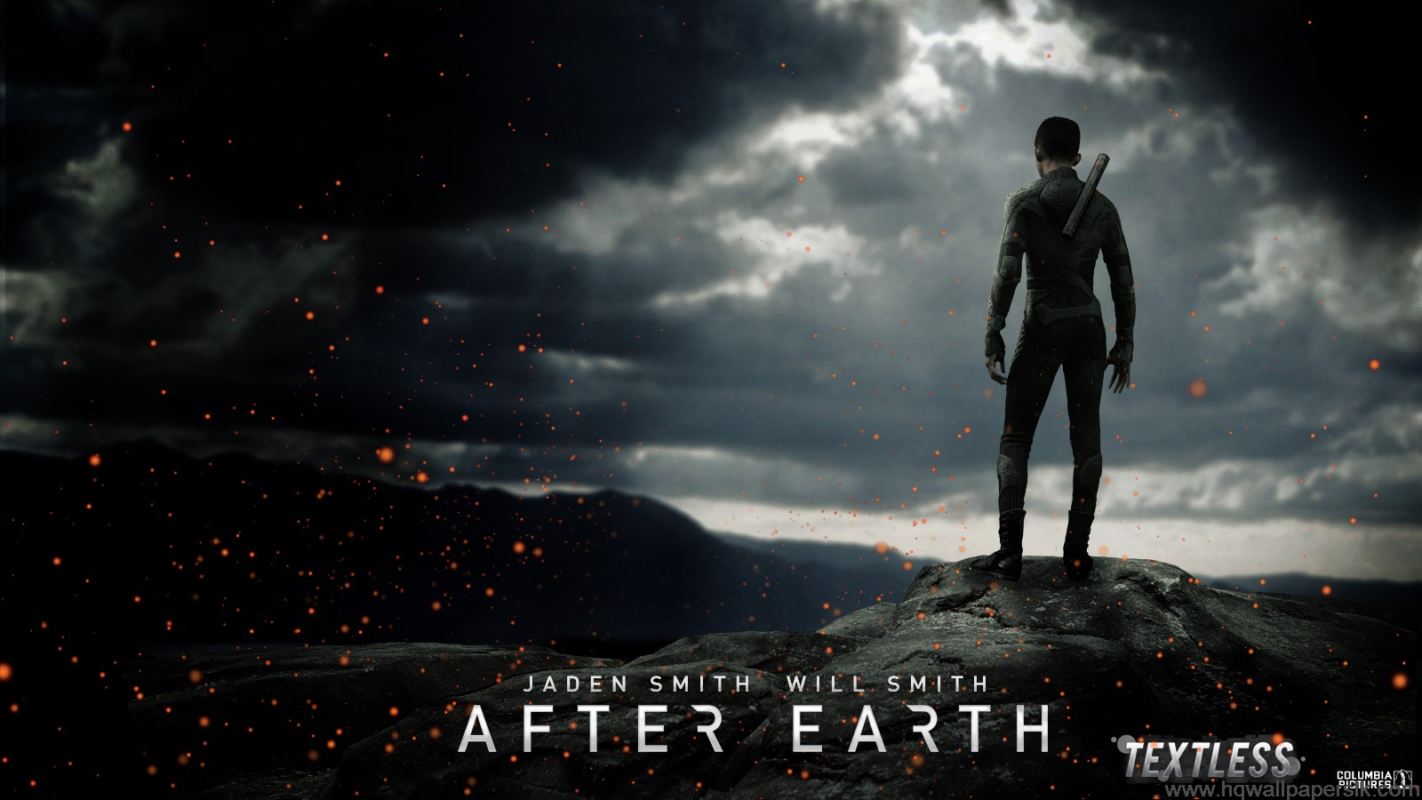 After Earth Movie HD Wallpaper HQ Images Gallery 1600x900