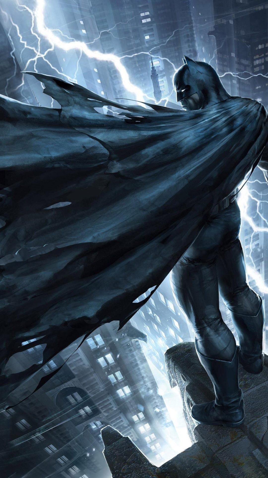 Wallpaper Weekends Batman The Hero Your iPhone Deserves 1080x1920