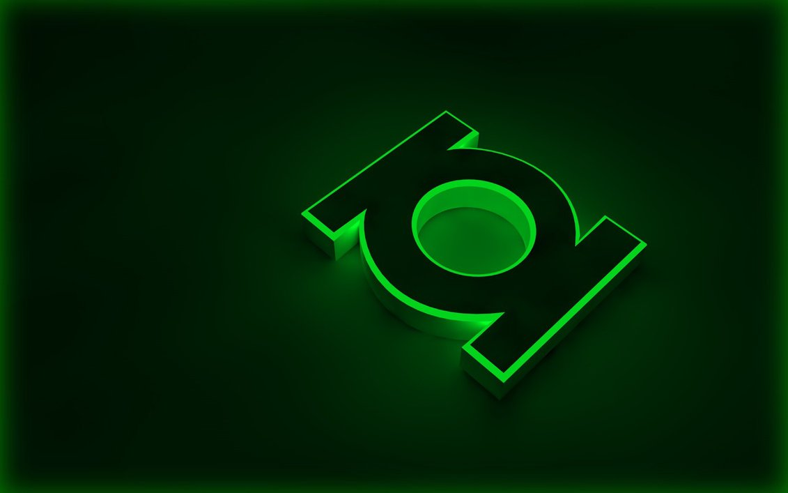 Green Lantern wallpaper by chetsi14 1131x707