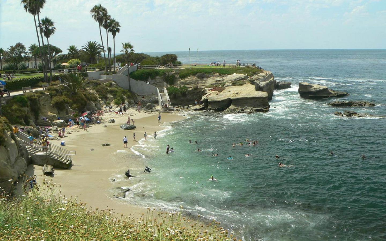 best beach la jolla cove california 1440x900 wallpaper 1 more la jolla 1440x900