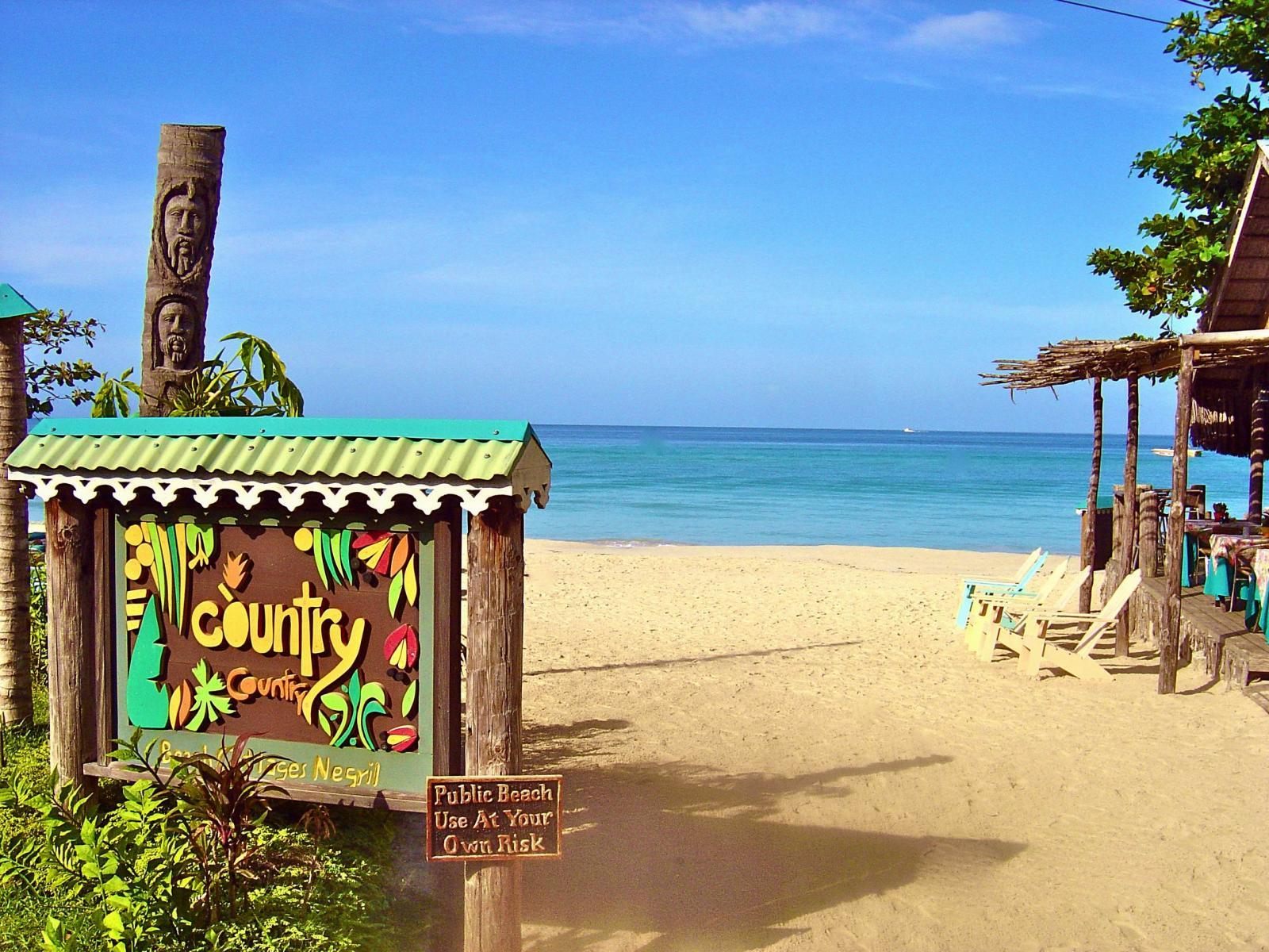 Wallpaper Negril Jamaica Wallpaper Beach Wallpapers Jamaica 1600x1200