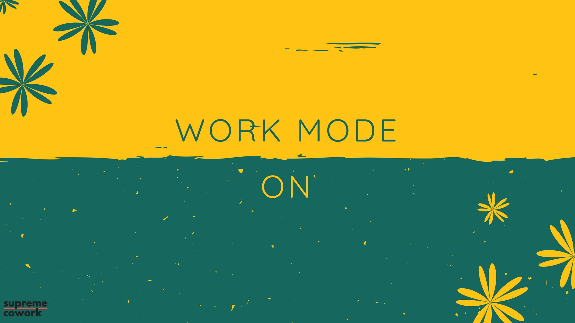 Work Mode On HD Desktop Wallpaper Background download 1920x1080
