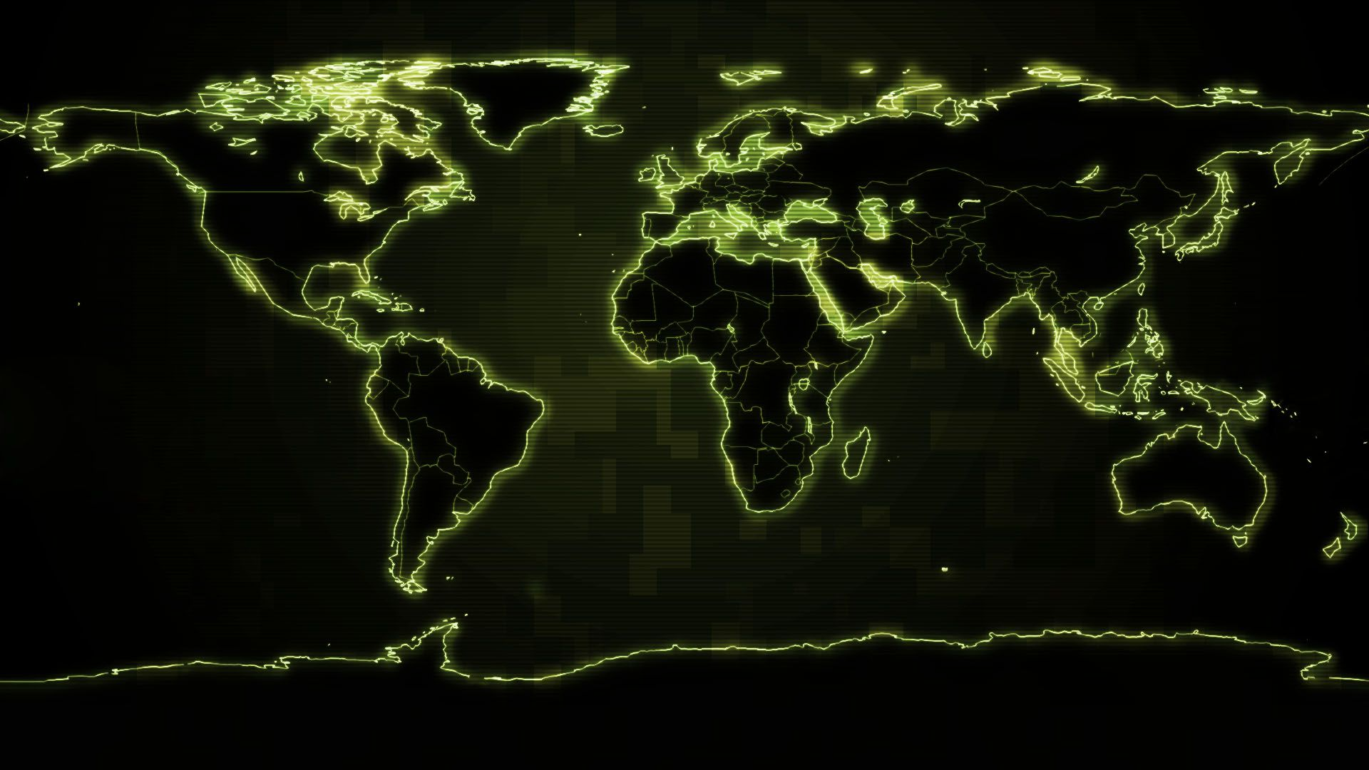 Digital World Map wallpaper   United Nations   191020113 1920x1080