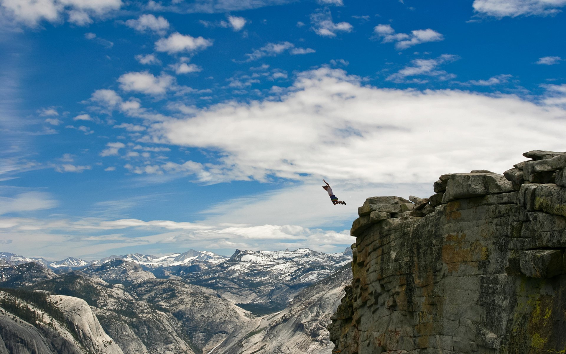 4 Cliff Diving HD Wallpapers Background Images 1920x1200