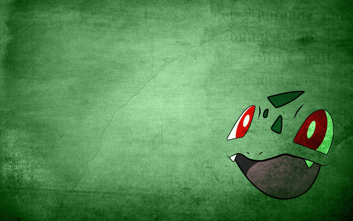 4577914 Pokmon simple background minimalism Bulbasaur 1440x900