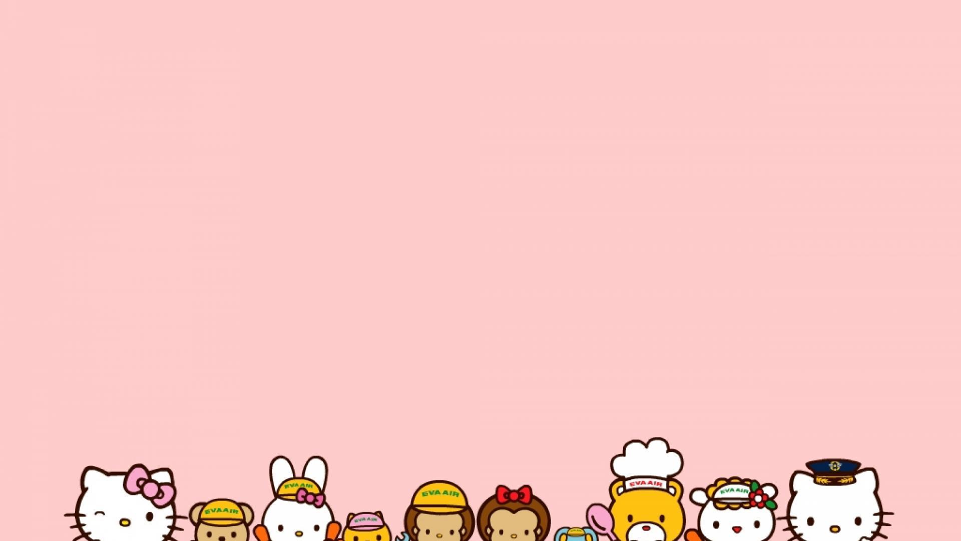 Download sanrio wallpaper hd 1920x1080 77 sanrio - Wallpaper hello kitty full hd ...