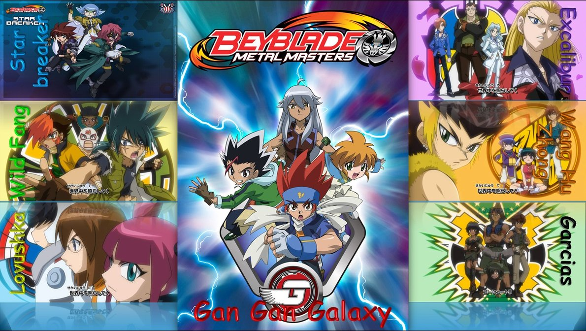 Beyblade metal masters wallpapers free downloadyblade wallpapers beyblade wallpapers metal fury wallpapersafari voltagebd Images