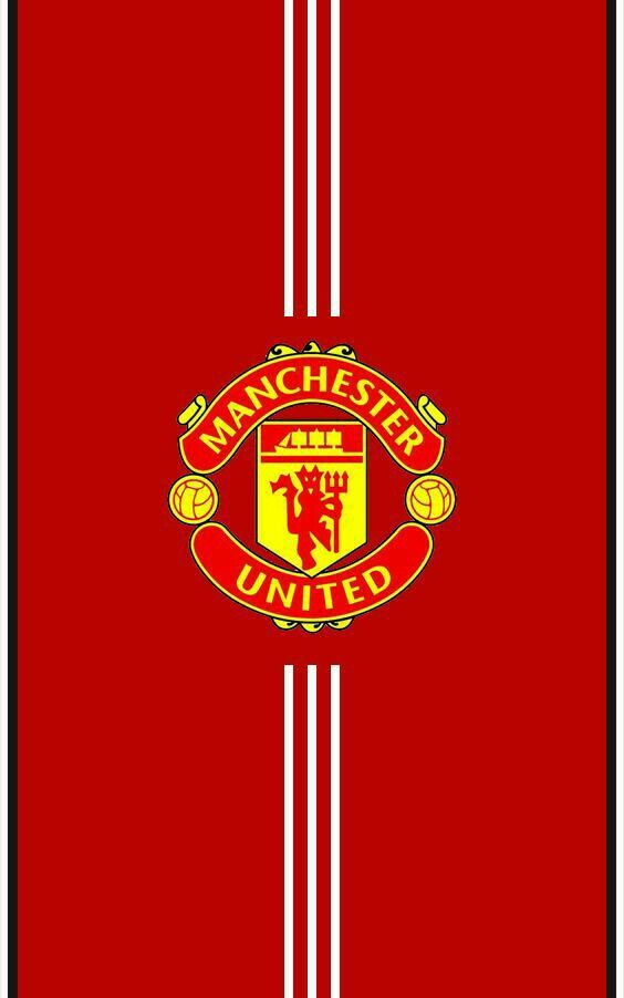 Manchester United 20172018 Home Red Android Wallpaper 564x902