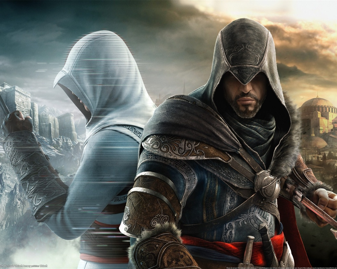 49+ Assassin's Creed 3 Wallpaper 1280x1024 on ...
