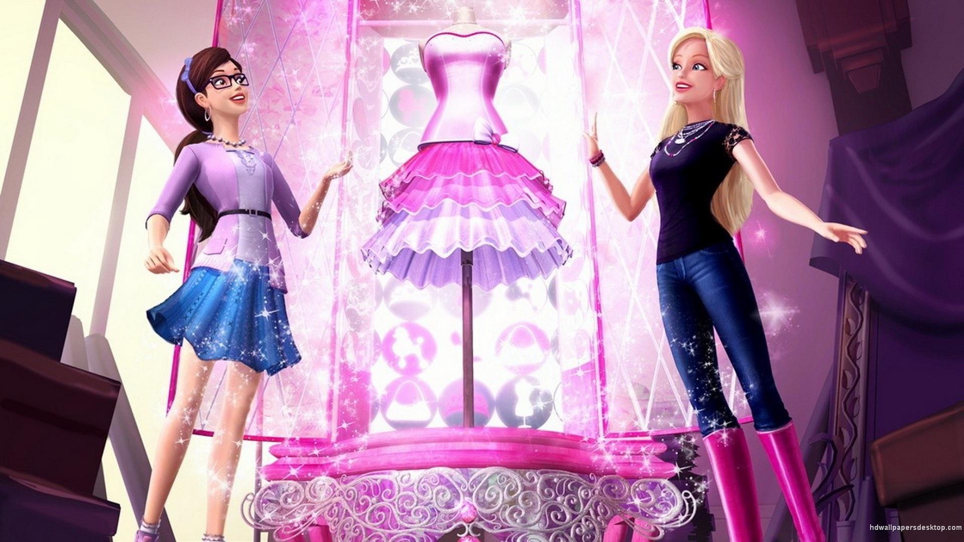 Barbie Wallpaper Barbie Wallpapers Desktop Pictures Barbie 1920x1080