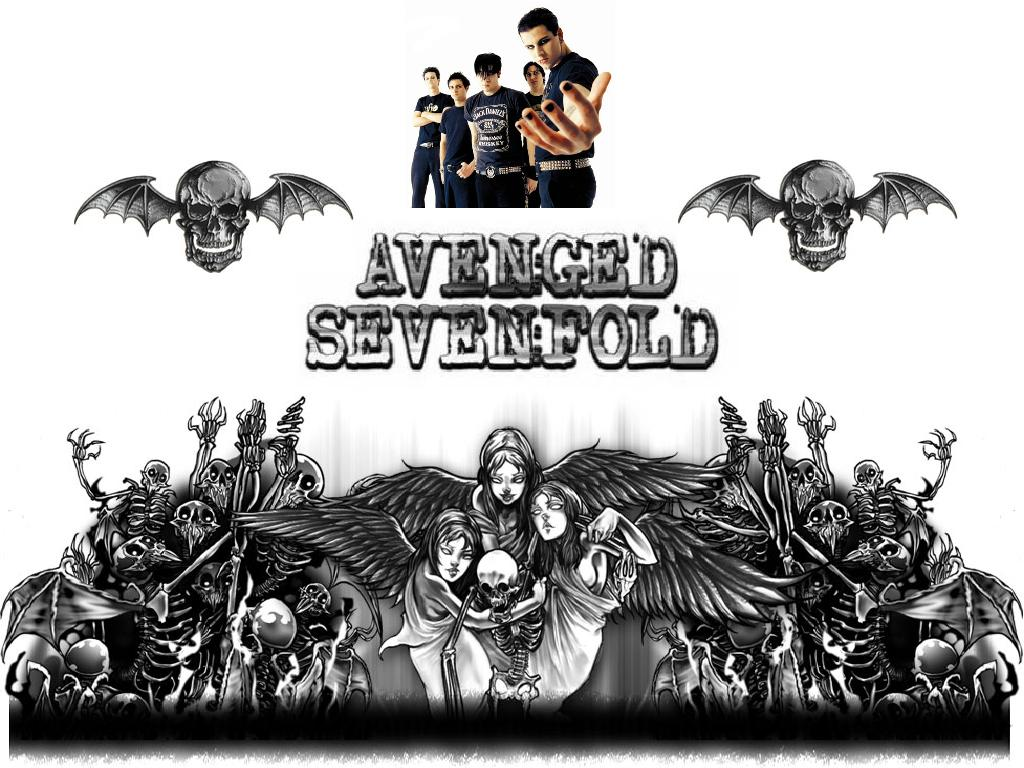 Avenged Sevenfold wallpaper picture photo image 1024x768