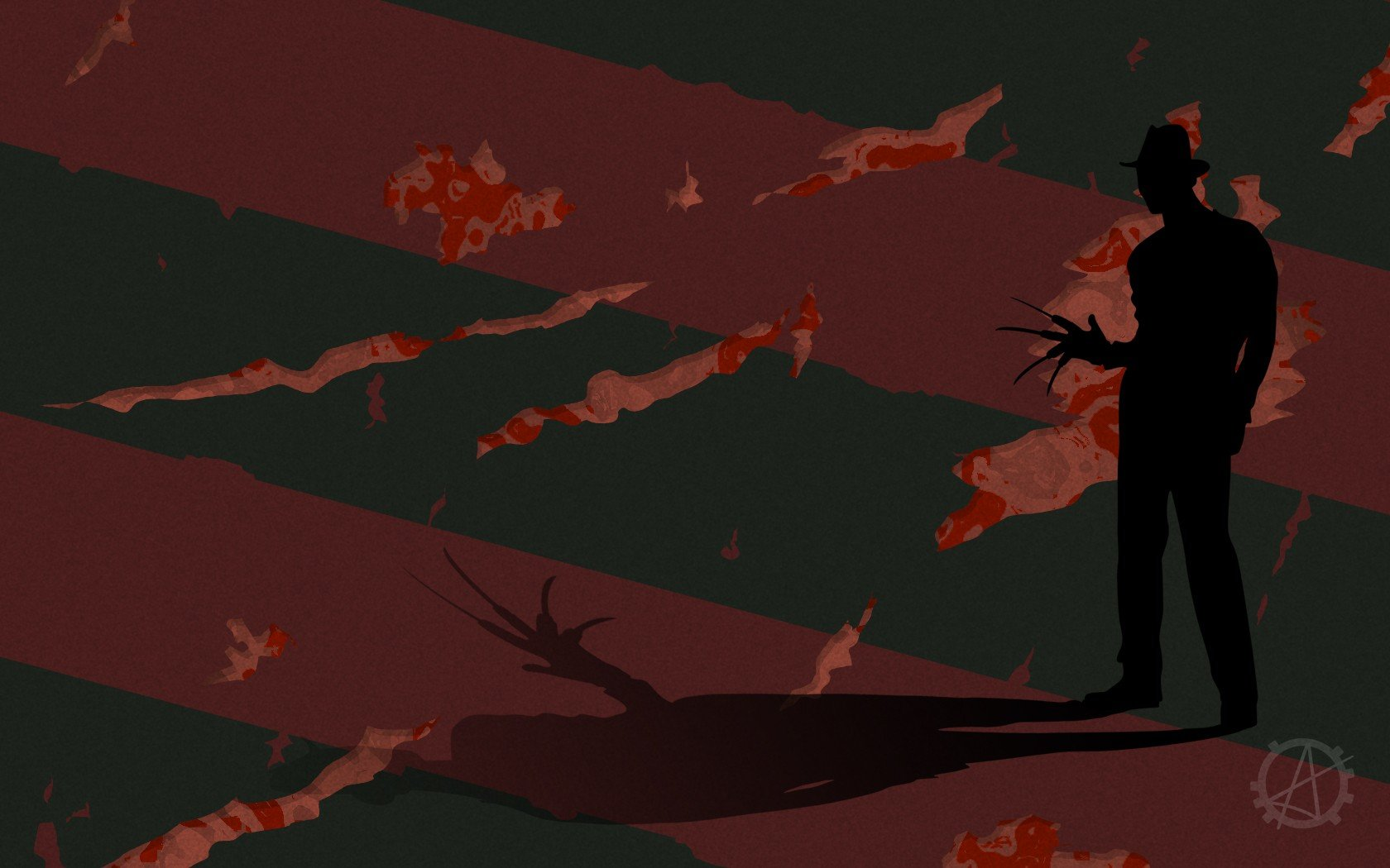 Dark Freddy Krueger wallpaper 1680x1050 261891 1680x1050