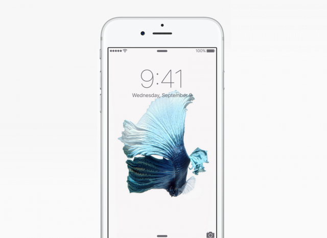For the iPhone 6s Apple stole some of Androids best ideas and 640x466
